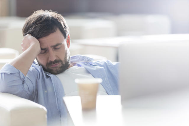 "Can ""coffee naps"" really make up for lack of sleep? (Getty Images)"