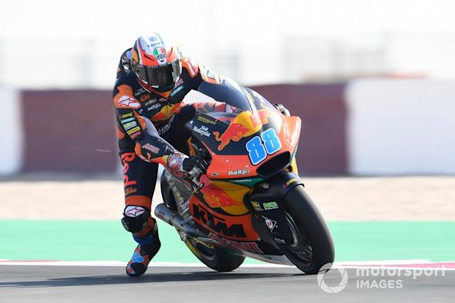 "Jorge Martin, Red Bull KTM Ajo <span class=""copyright"">Gold and Goose / Motorsport Images</span>"