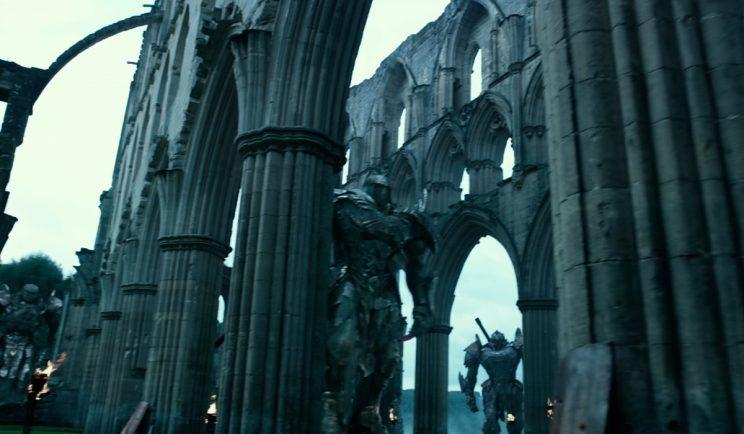 Transformers in Arthurian legend - Credit: Paramount Pictures