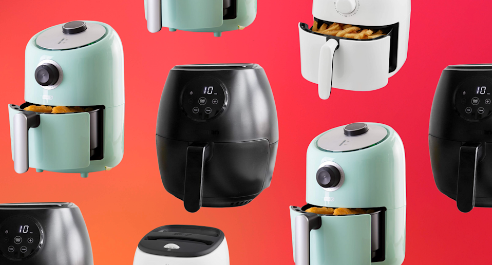 Deal alert: these 9 top-rated Amazon air fryers are less than $100 (Photos via Amazon)