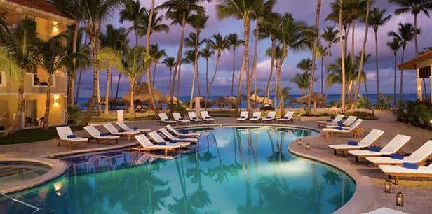 All-inclusive 4-night-stay at the Dream Palm Beach Punta Cana. Travel dates: March through May. <span>Visit the deal</span>.