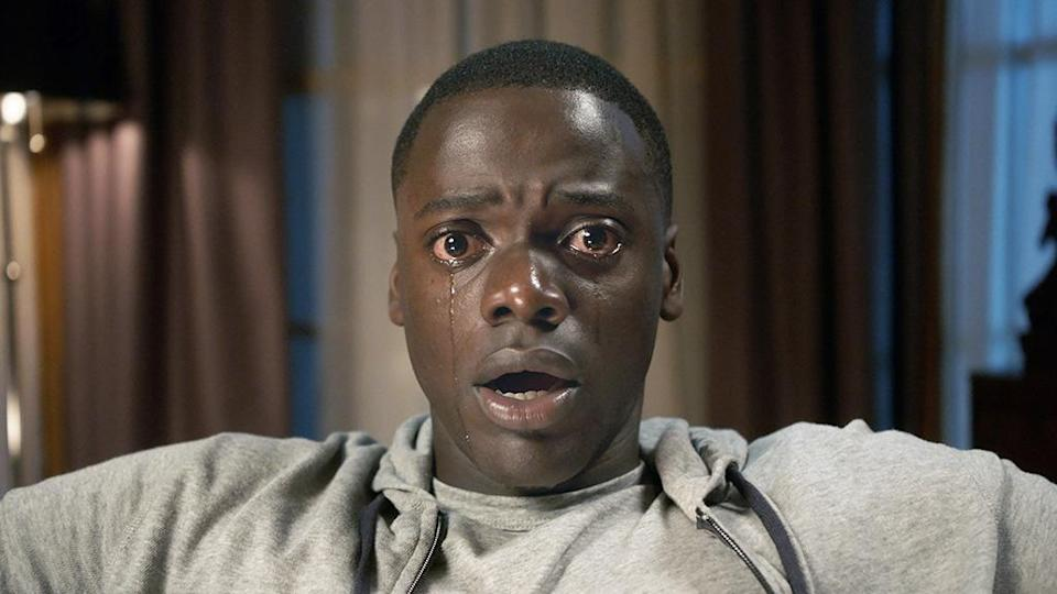 <p>Jordan Peele's directorial debut doesn't rely on ghosts or demons for its scares, because the filmmaker realizes that America's real-life monsters — including racism, police violence, and the specter of slavery — are frightening enough. While visiting his white girlfriend's liberal parents, photographer Chris (Daniel Kaluuya) realizes that he's the victim of a nefarious plot, one that doubles as a brilliant metaphor for how black lives are systematically exploited and destroyed by white America. Not only does Peele's political commentary strike a nerve, but the film manages to be both genuinely chilling and darkly hilarious. (Available on Amazon, Google Play, iTunes, YouTube, and Vudu.) — <em>G.W. </em>(Photo: Universal Pictures/courtesy Everett Collection) </p>