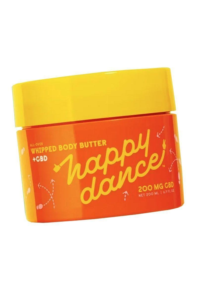 "<p><strong>CBD Body Butter</strong></p><p>doahappydance.com</p><p><strong>$30.00</strong></p><p><a href=""https://doahappydance.com/products/body-butter"" rel=""nofollow noopener"" target=""_blank"" data-ylk=""slk:Shop Now"" class=""link rapid-noclick-resp"">Shop Now</a></p><p>There's 30% off Kristin Bell's <a href=""https://doahappydance.com/"" rel=""nofollow noopener"" target=""_blank"" data-ylk=""slk:CBD beauty line"" class=""link rapid-noclick-resp"">CBD beauty line</a> starting November 23rd, plus an additional 40% off the bath bombs.</p>"