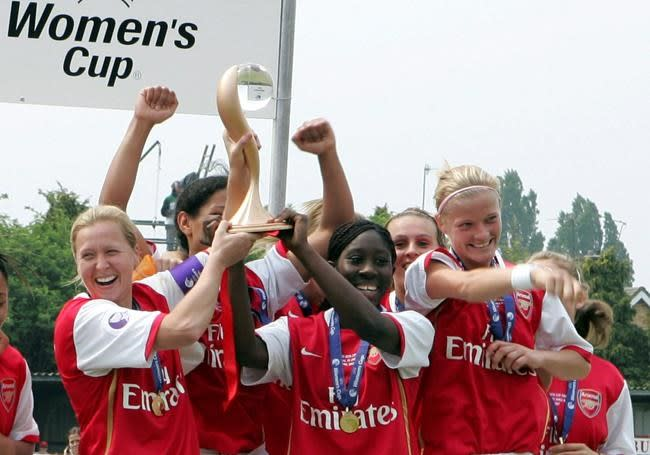 Arsenal under pressure in Women's Champions League