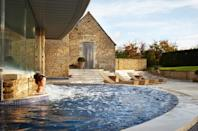 """<p>Like your luxury spa hotel served up with a two Michelin-starred restaurant? Honey-hued Whatley Manor has that experience covered.</p><p>Immerse yourself in the indoor/outdoor hydrotherapy pool, before reclining on a heated stone lounger. Enjoy a treatment and complete tranquility, all the while looking forward to a veritable feast in The Dining Room in the evening. Afternoon tea, with its fluffy scones and moreish cakes, is also sublime.</p><p><strong>Covid-19 update</strong>: Most spa facilities are available and social distancing is in place.</p><p><a href=""""https://www.redescapes.com/offers/cotswolds-malmesbury-whatley-manor-hotel"""" rel=""""nofollow noopener"""" target=""""_blank"""" data-ylk=""""slk:Read our review of Whatley Manor."""" class=""""link rapid-noclick-resp"""">Read our review of Whatley Manor.</a></p><p><a class=""""link rapid-noclick-resp"""" href=""""https://go.redirectingat.com?id=127X1599956&url=https%3A%2F%2Fwww.booking.com%2Fhotel%2Fgb%2Fwhatley-manor.en-gb.html%3Faid%3D2070929%26label%3Dluxury-spa-hotels-uk&sref=https%3A%2F%2Fwww.redonline.co.uk%2Ftravel%2Finspiration%2Fg34573730%2Fluxury-spa-hotels-uk%2F"""" rel=""""nofollow noopener"""" target=""""_blank"""" data-ylk=""""slk:CHECK AVAILABILITY"""">CHECK AVAILABILITY</a></p>"""
