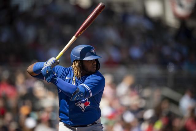 Vladimir Guerrero Jr. is about to silence his doubters in 2020. (Photo by Billie Weiss/Boston Red Sox/Getty Images)