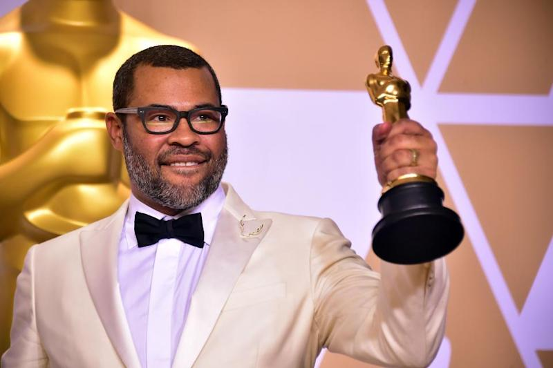 Jordan Peele makes Oscars history