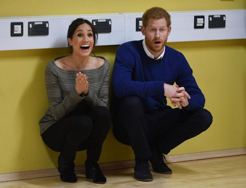 Before Meghan met Harry, she wanted to get into the confectionary business. Photo: Getty