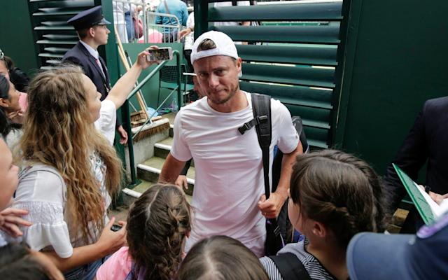 Former Wimbledon champion Lleyton Hewitt will be back competing in Melbourne - Copyright ©Heathcliff O'Malley , All Rights Reserved, not to be published in any format without p