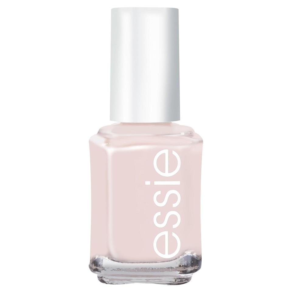 Essie nail polish in Ballet Slippers. (Photo: Target)