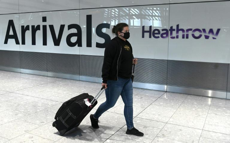 Travel restrictions instead of testing has led to Heathrow losing the top spot among European airports to Paris Charles de Gaulle