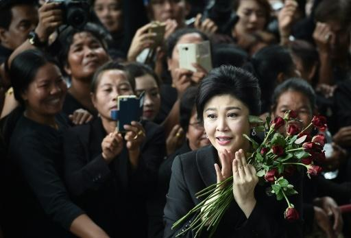 Thai court to deliver Yingluck verdict next month