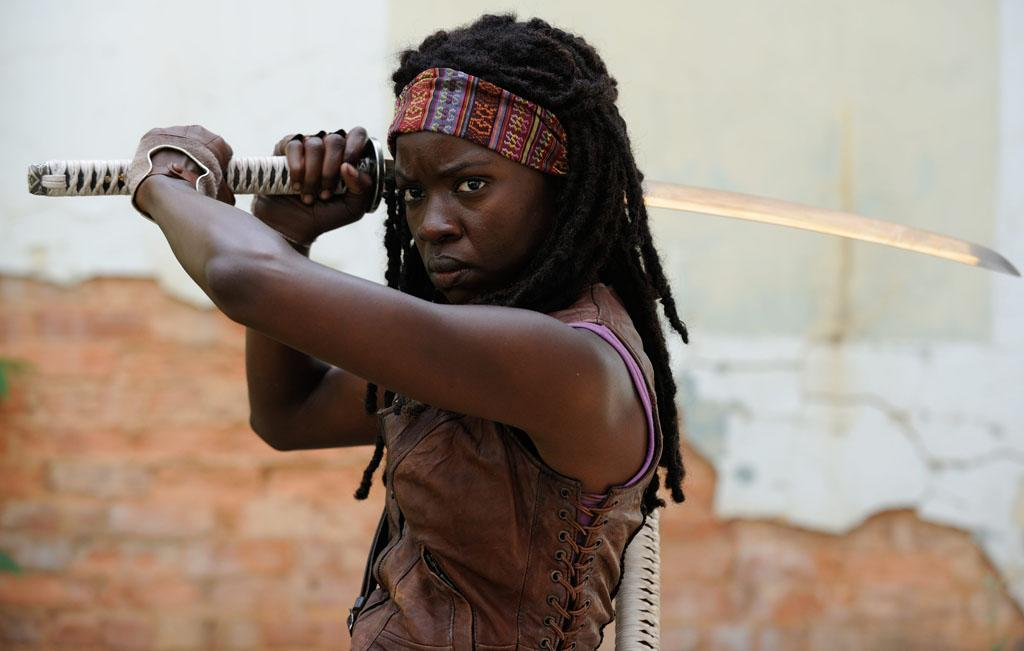 """<p><b>""""The Walking Dead""""</b><br><br> </p><p><b>What: </b>The writers and cast of AMC's biggest hit series arrive to presumably defend their show against charges of boring storylines and wasted potential.<br>  <b><br>When:</b> Friday, 1:25pm; Hall H<br> <b><br>Appropriate Wait Time:</b> One hour. It's as easy to rip apart """"The Walking Dead"""" as it is for a zombie to rip apart a human body. But the fact is, we're still hooked on the show and would love for Season 3 to restore it to the greatness promised by the pilot. We're especially eager to get a peek at new cast member Michonne in action.</p>"""