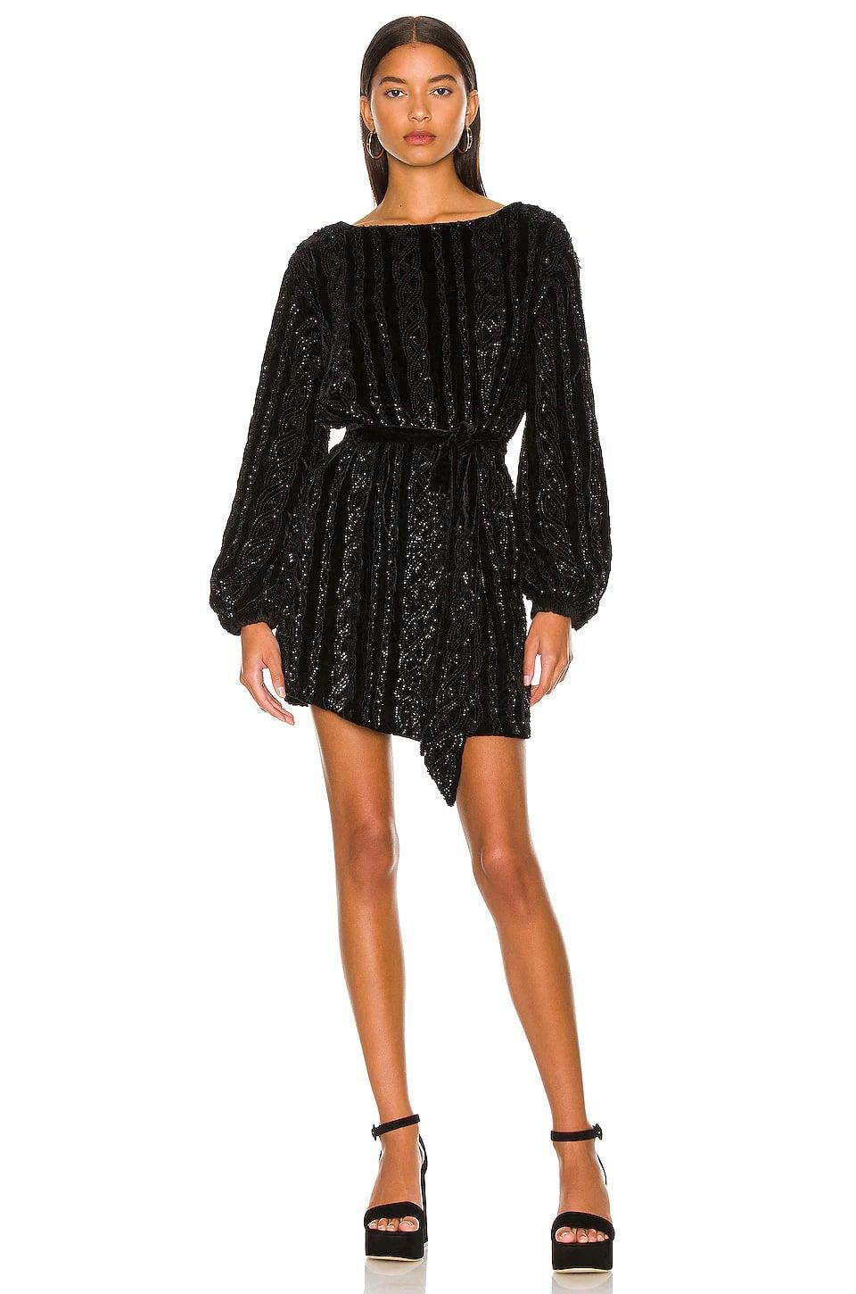 <p>If you're ready to have some fun, this <span>Retrofete Grace Dress</span> ($795) is the dress for that. It's sparkly but still versatile enough to go to lots of different kinds of events.</p>