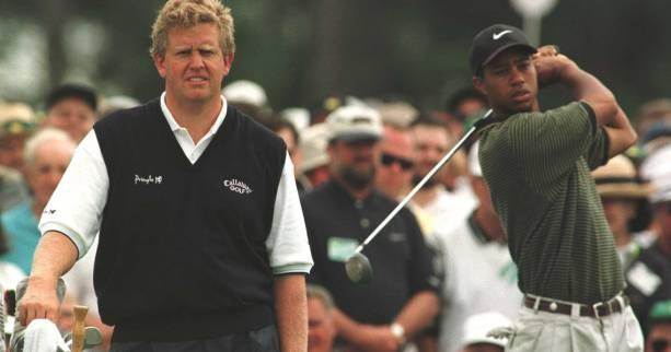 Golf - Masters - Masters 1997 : quand on le provoque, le Tigre répond... fort !