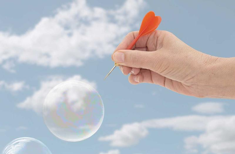 Are Tech Stocks Nearing Another Bubble Burst?