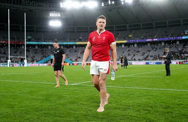 Jonathan Davies has not played for Wales since the World Cup defeat to New Zealand
