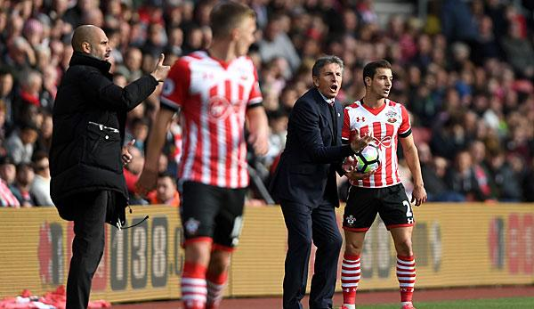 Premier League: China-Investment in Southampton geplatzt