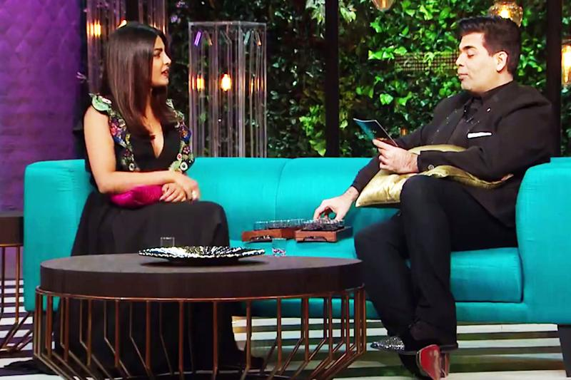 Koffee With Karan S6 Promo: KJo is Unafraid to Ask All Wrong Questions; Watch