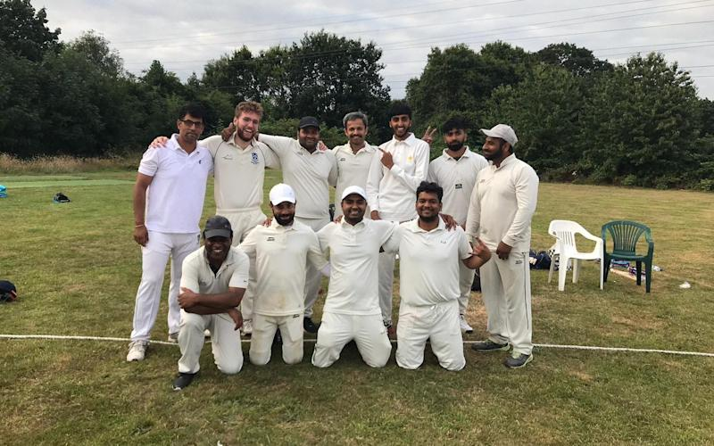 Players at the Earley Cricket Club in Reading, Berks, are now served a menu featuring vegan-friendly Moroccan tagine, curries and rice, lasagne and garlic bread and spaghetti bolognese - Triangle News