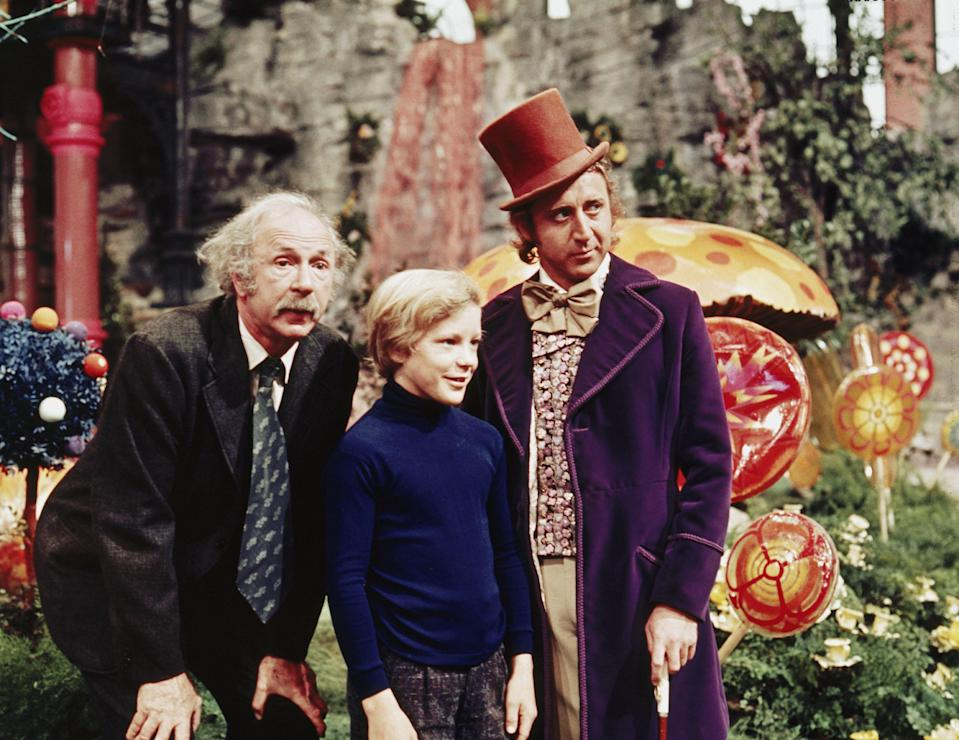 Willy Wonka And The Chocolate Factory will make you feel bad about Easter eggs (credit: Warner Brothers)