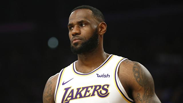Los Angeles Lakers superstar LeBron James continues to set new standards in the NBA.