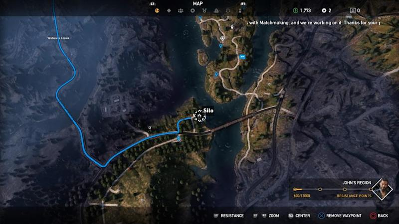 Far Cry 5 Silos Guide Locate All 14 Silos In Light Em Up