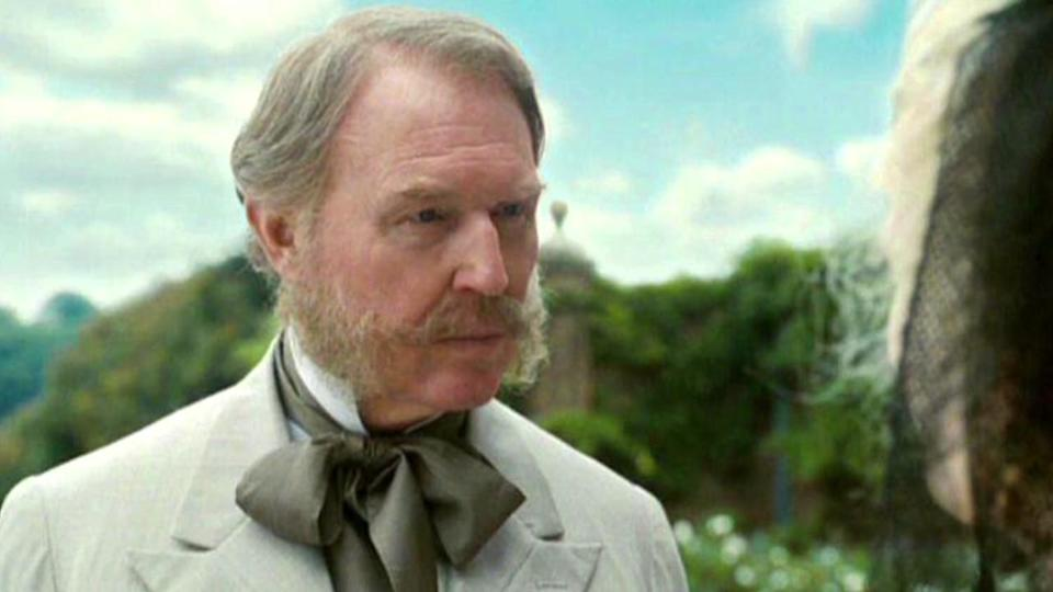 <p>Tim Pigott-Smith, 13 May 1946 – 7 April 2017<br>Best known for: The Jewel In The Crown, The Remains Of The Day </p>