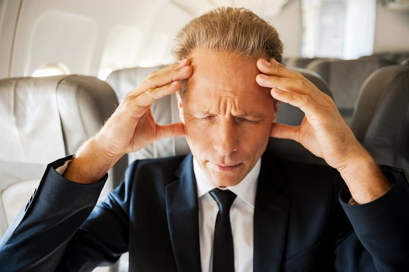Air on planes could could long-term health issues: Getty Images/iStockphoto