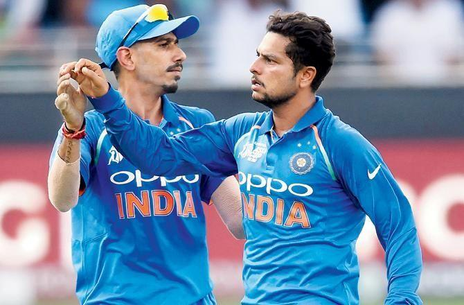 Chahal and Kuldeep have a crucial role to play