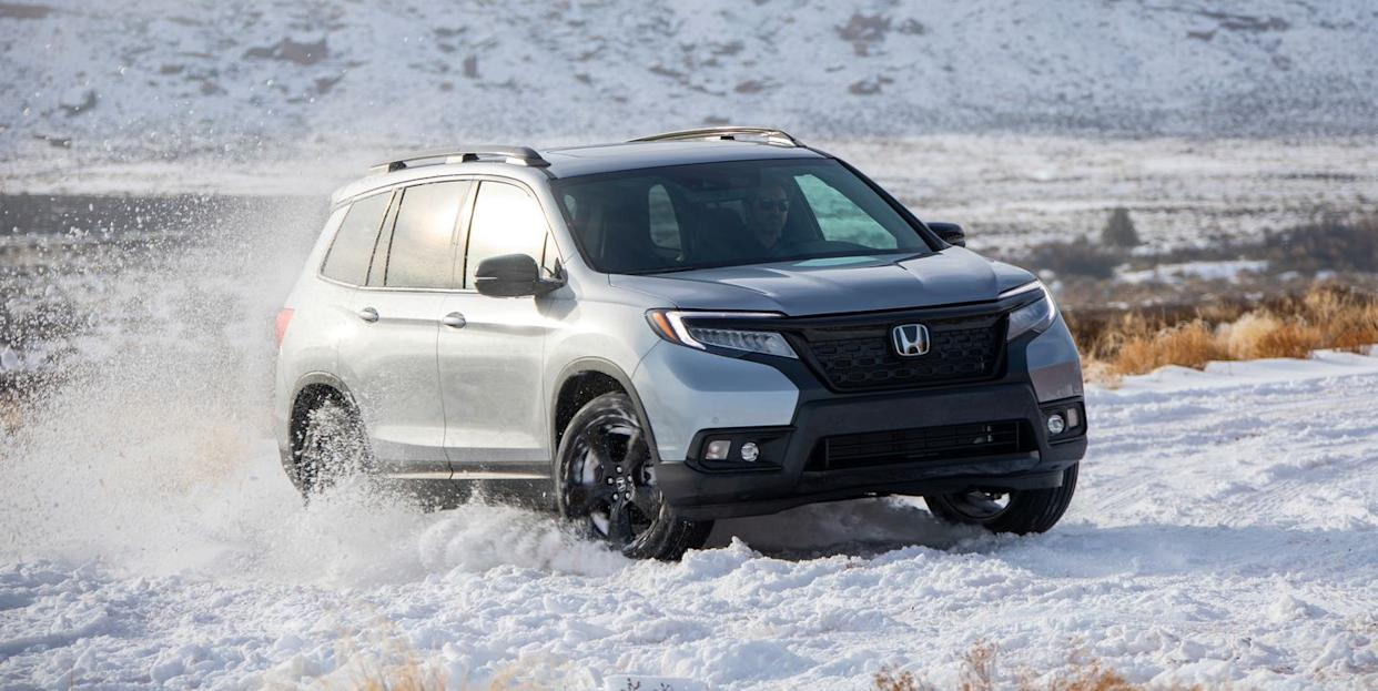 The 2019 Honda Passport Drives Like A Smaller Pilot Because That S