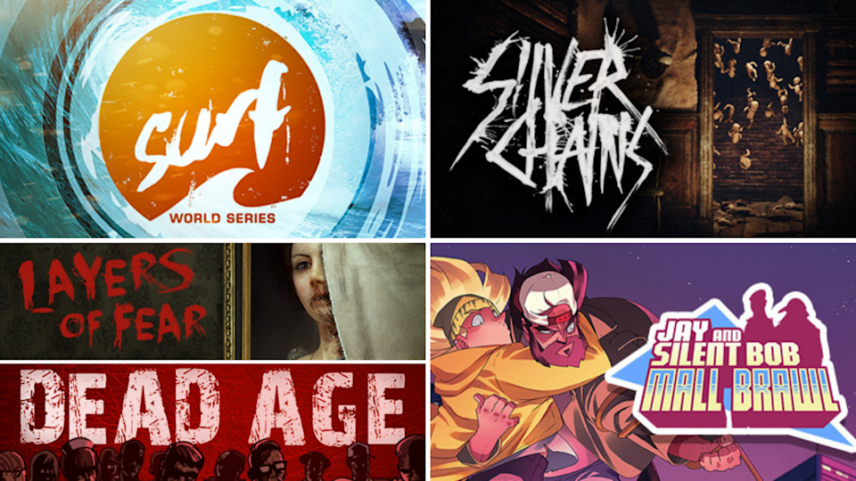 Twitch Prime free games: Surf World Series, Silver Chains, Layers of Fear, Dead Age and Jay & Silent Bob: Mall Brawl. (Photo: Amazon)
