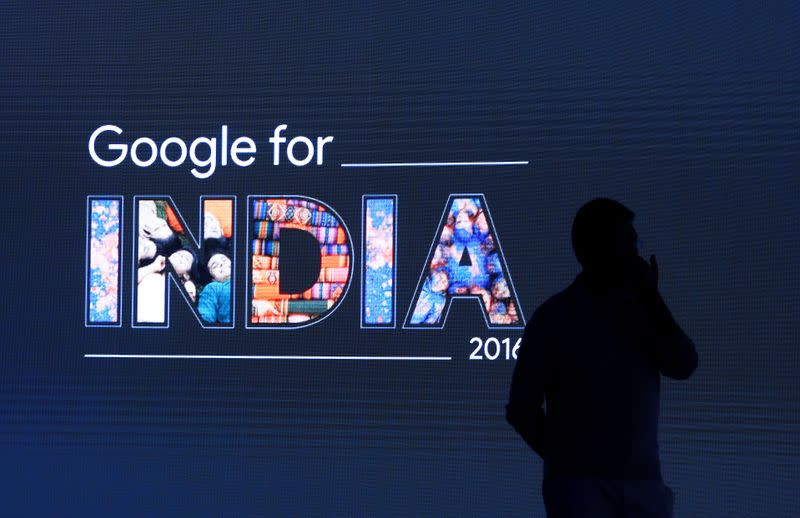 Alphabet's Google commits $10 billion to accelerate digitization in India