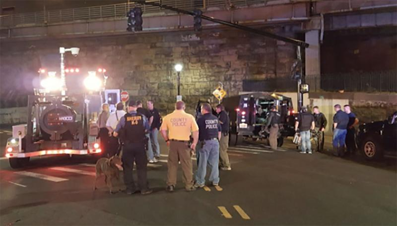 Explosion in New Jersey as FBI Question Five People in Connection to New York Bombing That Injured 29 People