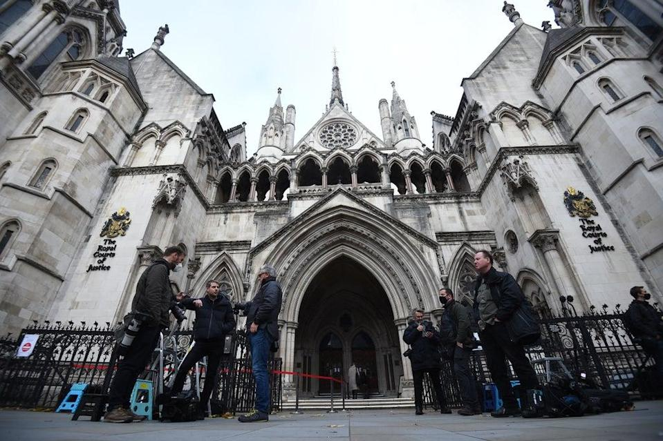 The appeal took place over two days in June at the Royal Courts of Justice in London (Kirsty O'Connor/PA) (PA Archive)