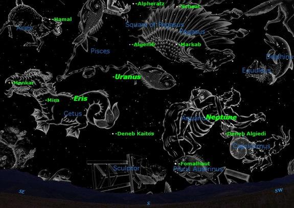 Monsters of the Night Sky: Strange Constellations to See This Fall