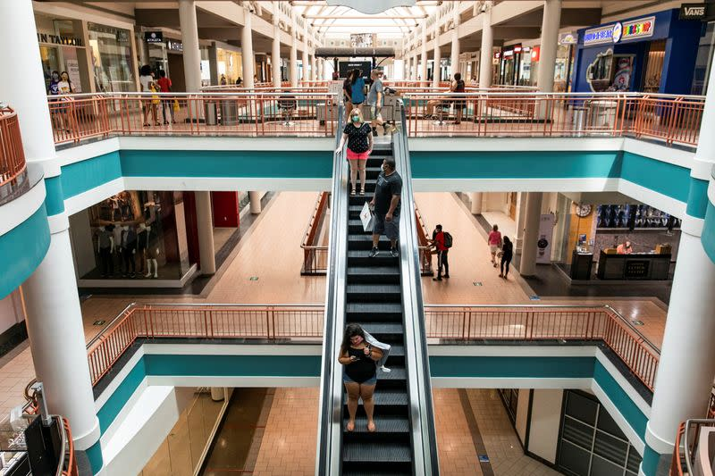 Destiny USA mall reopens as COVID-19 restrictions are eased