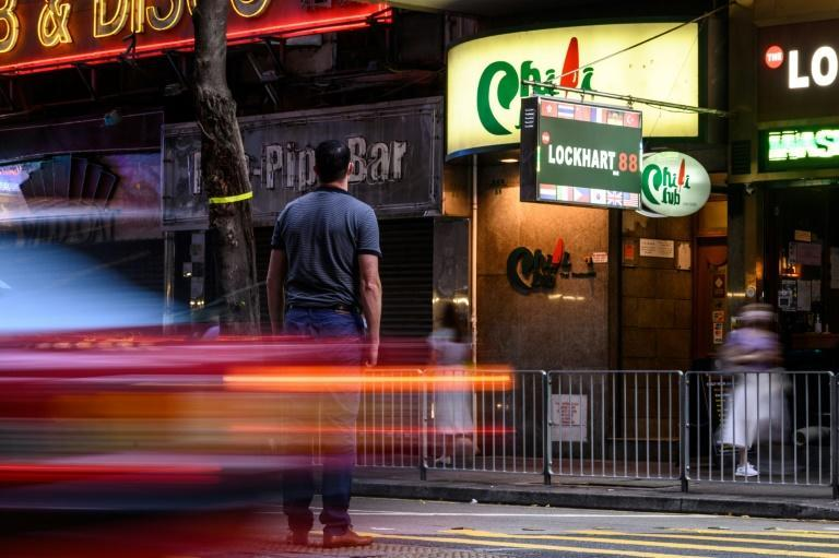 Hong Kong has seen a general rise in opportunistic crime as the city experiences its worst recession in decades
