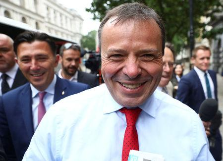 Arron Banks tells MPs: I have no business interests in Russian Federation