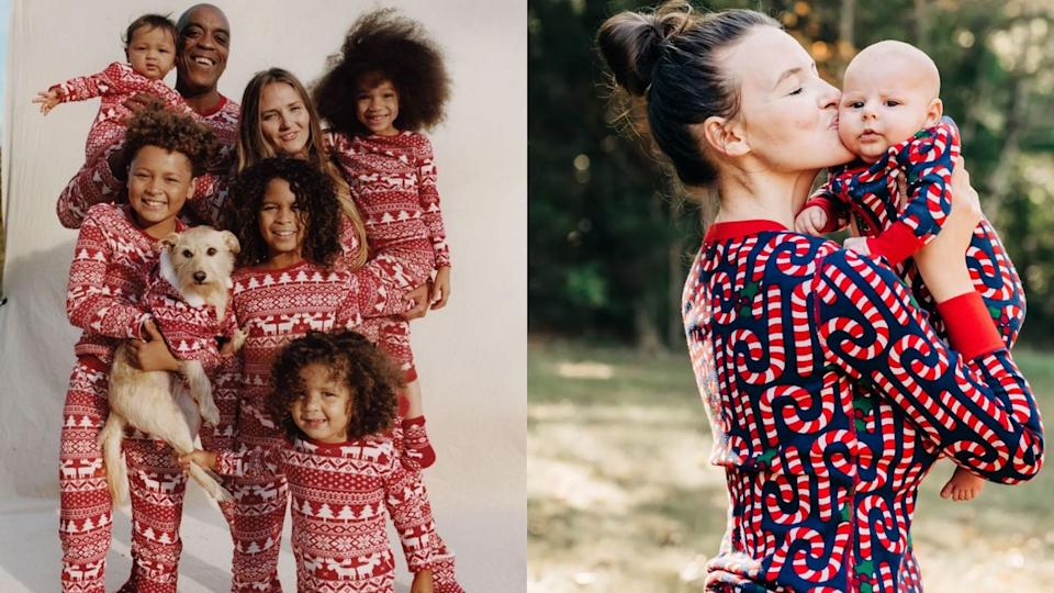 The best Christmas and holiday-inspired pyjamas to wear this year.