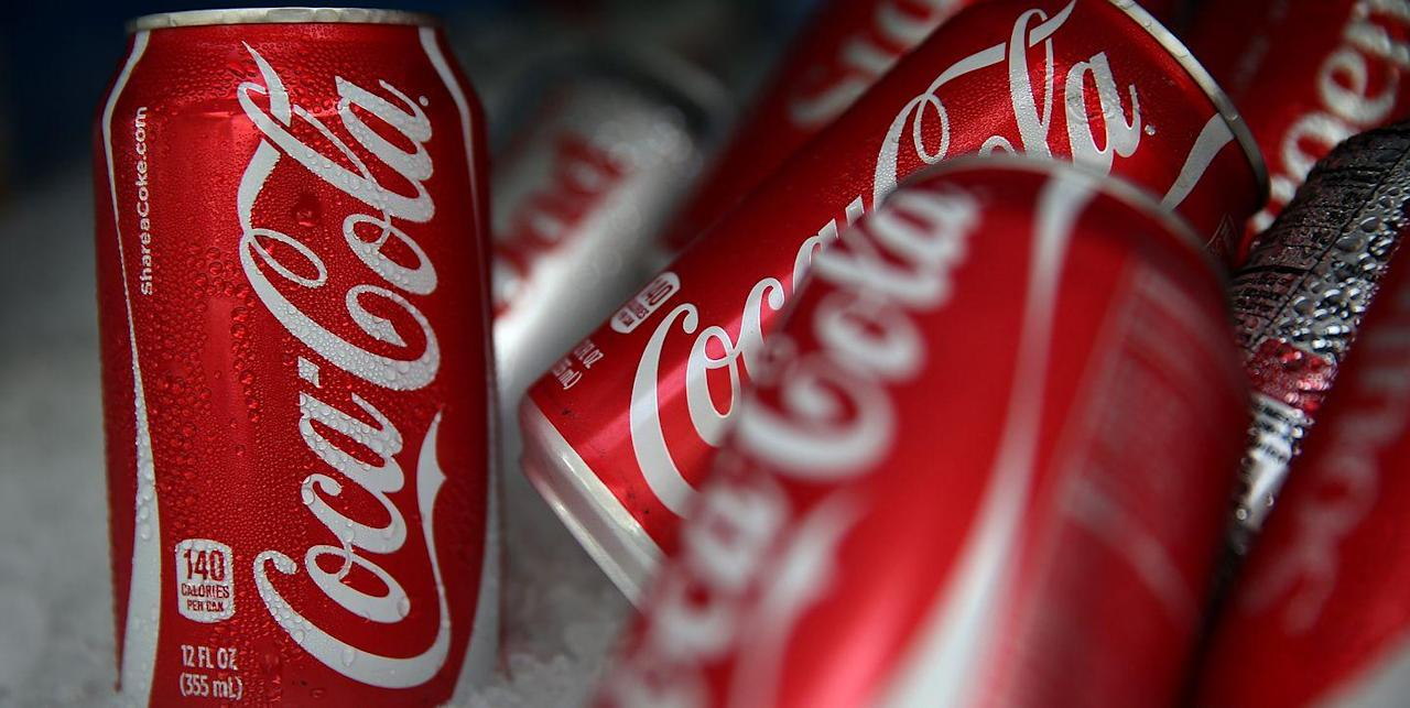 Um, Apparently, Drinking One Coke a Day Could Cause Colon ...