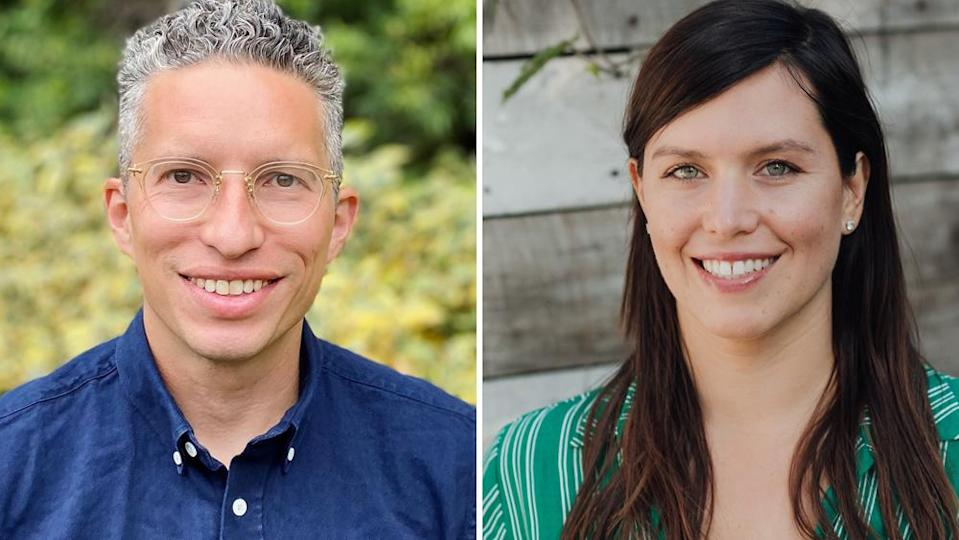Mike Weiss, Heidi Cole McAdams - Credit: Personal courtesy