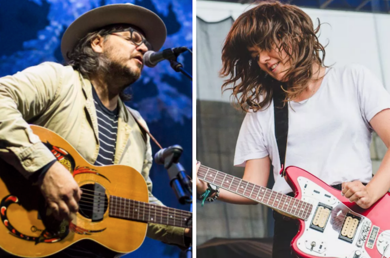 "Courtney Barnett joins Wilco to perform ""Handshake Drugs"" during band-led karaoke: Watch"