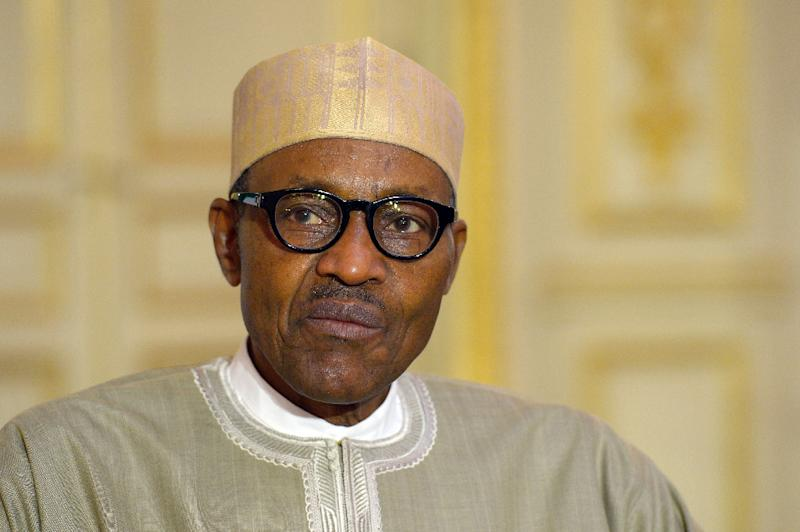 President Muhammadu Buhari, who has made crushing Boko Haram a priority, in December said a sustained counter-offensive had reduced the group's ability to strike effectively (AFP Photo/Bertrand Guay)