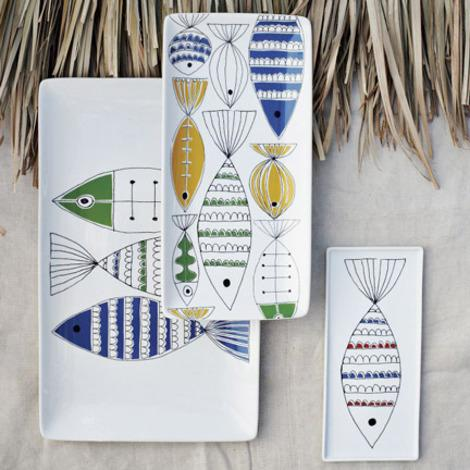 Nautical Serving Trays