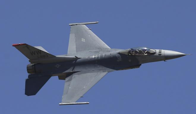 The Trump administration has informed Congress it plans to sell F-16 fighters worth US$8 billion to Taiwan in a move that will inflame already high tensions with China. Photo: AP