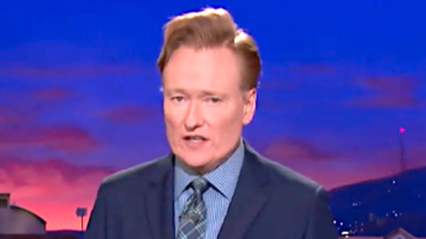 Conan O'Brien Suggests An Alternative New Tagline For Fox News