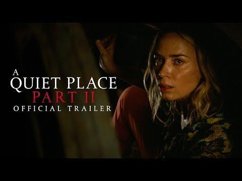 "<p>Emily Blunt will reprise her role as matriarch of her very quiet family hiding from creatures that hunt by sound in this sequel to the surprise 2018 hit. The second installment will show the <a href=""https://www.esquire.com/entertainment/movies/a30898110/john-krasinski-a-quiet-place-2-politics-interview/"" rel=""nofollow noopener"" target=""_blank"" data-ylk=""slk:family venturing out of their &quot;safe zone,&quot;"" class=""link rapid-noclick-resp"">family venturing out of their ""safe zone,""</a> quickly realizing these creatures aren't the only threats that exist. </p><p><strong>Release date: April 23, 2021</strong></p><p><a href=""https://www.youtube.com/watch?v=XEMwSdne6UE"" rel=""nofollow noopener"" target=""_blank"" data-ylk=""slk:See the original post on Youtube"" class=""link rapid-noclick-resp"">See the original post on Youtube</a></p>"
