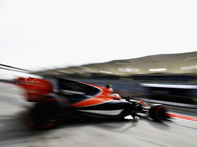 McLaren's testing efforts were hit by reliability issues: Getty