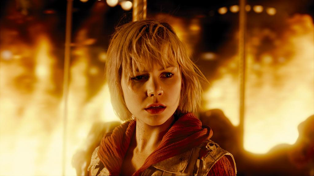 """"""" Silent Hill: Revelation 3D """" Release date: October 26 Starring: Adelaide Clemens and Sean Bean"""